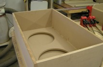 Clarity-Custom-Studio-Monitors-Woofer-Construction-6