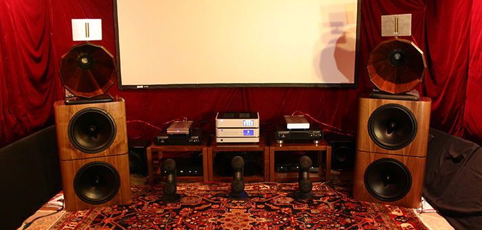 UB151 with Acoustic Horn Company AH300 - Featured